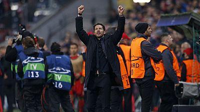 Ligue des champions : l'Atlético Madrid retourne en finale
