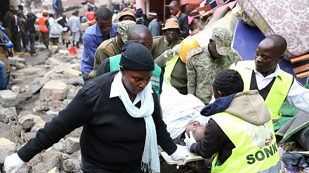"""Bebe milagro"" en Nairobi"
