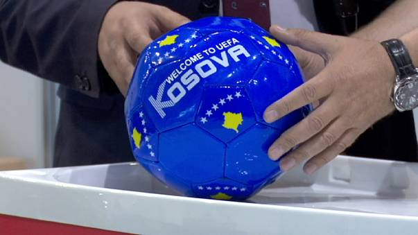 كوسوفو العضو الـ55 في الاتحاد الاوروبي لكرة القدم