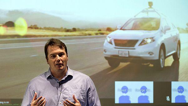Sürücüsüz araba için Google-Fiat Chrysler işbirliği