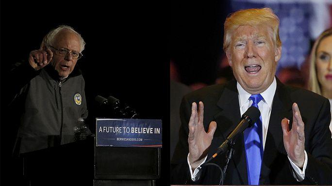 فوز ترامب في إنديانا وانسحاب تيد كروز من سباق الإنتخابات التمهيدية