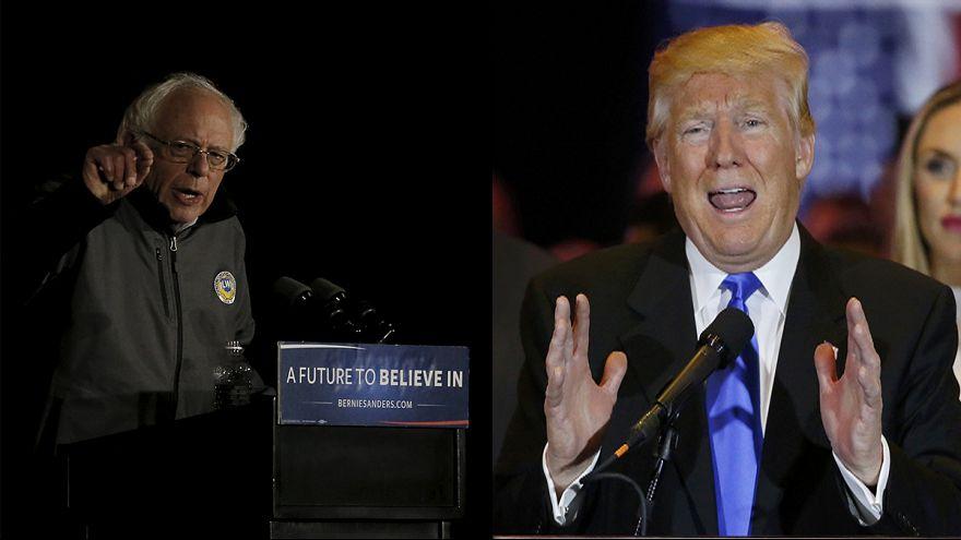 Donald Trump derruba Cruz no Indiana