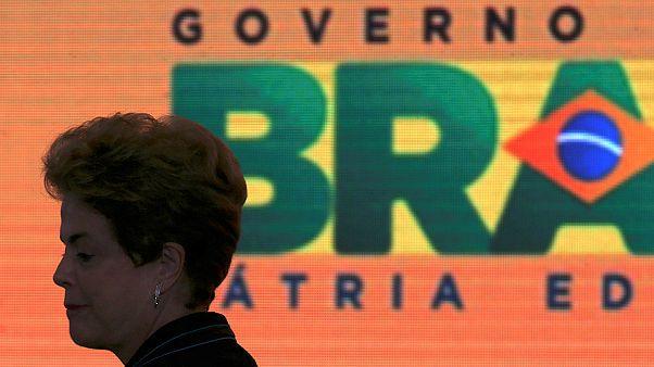 Brezilya Devlet Başkanı Dilma Rousseff'in adı Petrobras skandalına karıştı