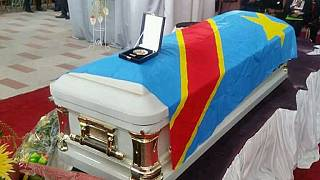 Funeral ceremony of Papa Wemba in Kinshasa