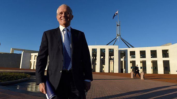 Austrália antecipa legislativas