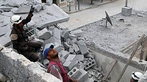 Aleppo a city of slaughter as diplomats struggle for solutions