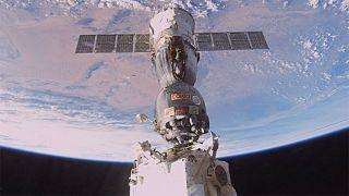 تصاویر سه بعدی آی مکس «سیاره زیبا» از ایستگاه فضایی بین المللی