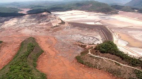 Brezilya'da maden şirketi Samarco'ya milyarlarca dolarlık dava