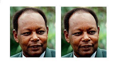 Former Burundi president dies in Belgium