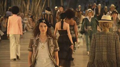 """Chanel: défilé très """"select"""" à Cuba"""