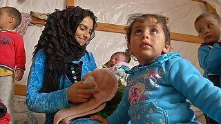 BM: Lübnan'da doğan 50 bin Suriyeli çocuk kayıt altına alınmadı