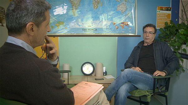 Menekült-pszichiátria Milánóban
