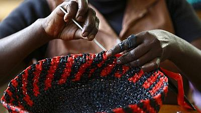 The challenges facing Senegal's traditional weavers