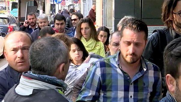 Los turcos, más cerca de poder viajar a la UE sin visado
