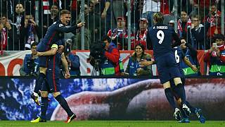 Atletico Madrid reach Champions League final despite defeat