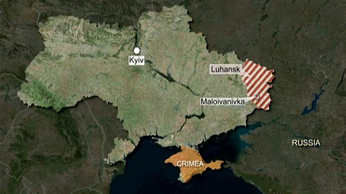 Bányaszerencsétlenség Kelet-Ukrajnában