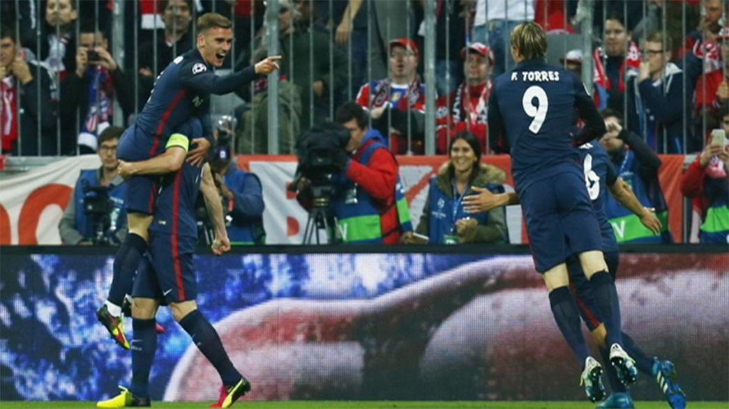 """Champions League, Simeone: """"non è un caso la finale conquistata''"""