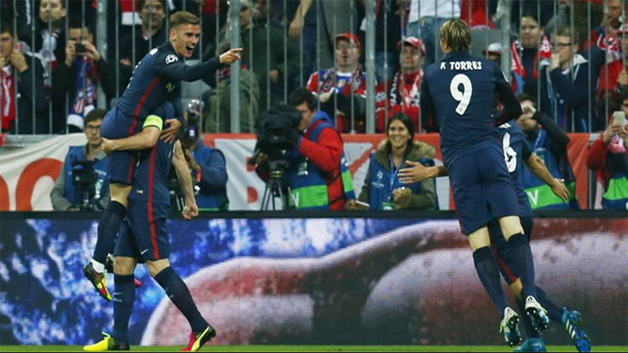 No surprise in Atletico reaching Champions League final - Simeone
