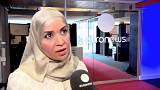 مقابلة خاصة بيورونيوز مع السيدة الدكتورة أمل القبيسي رئيسة البرلمان الإماراتي