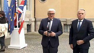 محادثات في برلين لإعادة إرساء الهدنة في سوريا