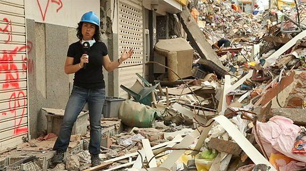 الإكوادور:استمرارالمساعدت الإنسانية للمنكوبين