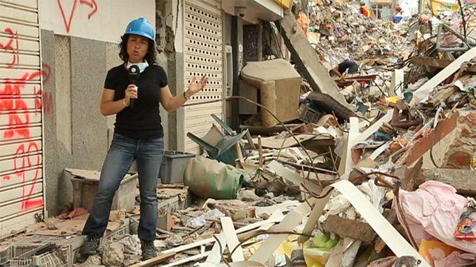 Эквадор: пострадавшим от землетрясения обеспечат кров