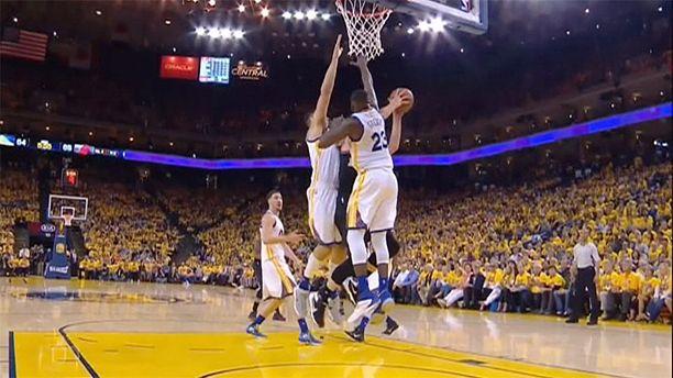 NBA playoffs: Golden State extend lead against Trailblazers
