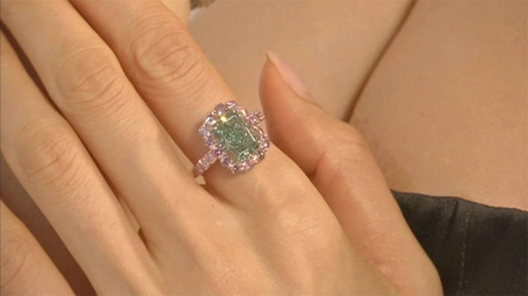 El diamante más grande del mundo será subastado por Christie's