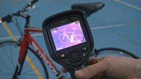 UCI use iPad to detect mechanical doping