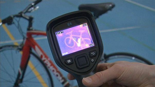 UCI: борьба с механическим допингом