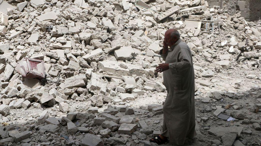 """الجيش السوري يعلن""""نظام تهدئة """"في حلب لمدة 48 ساعة"""