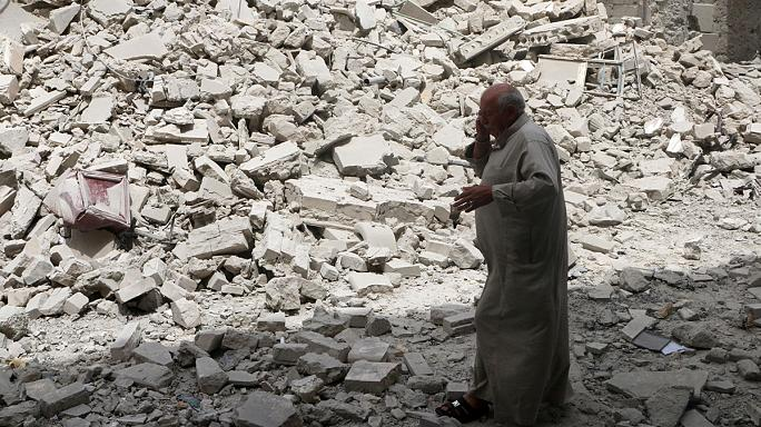 Halep'te ateşkes