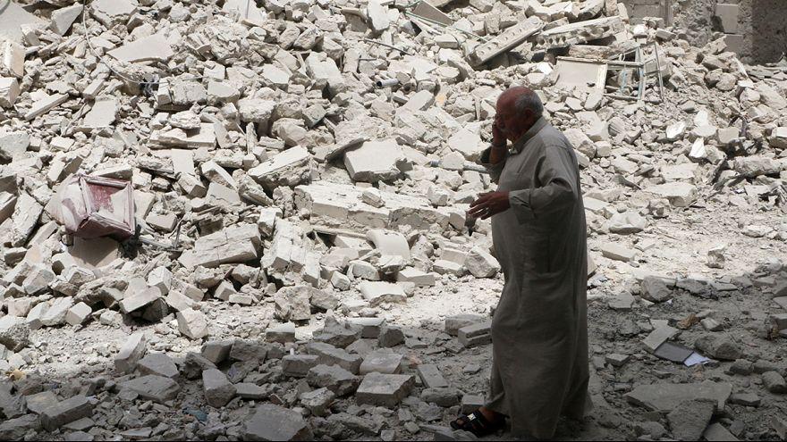 Feuerpause für Aleppo