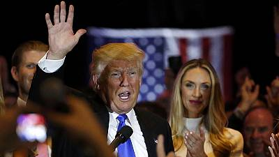 Donald Trump is set to be the Republican US presidential candidate