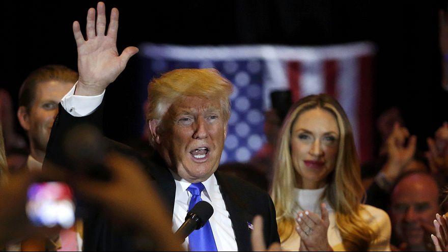 Hivatalosan is Donald Trump lehet a republikánus elnökjelölt