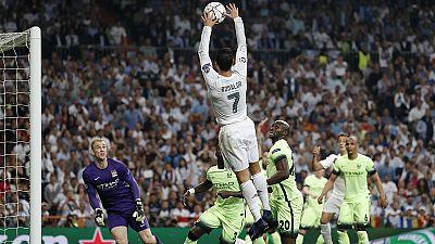 نهائي رابطة الأبطال بين ريال مدريد و أتليتيكو مدريد