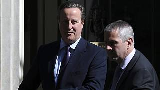 Brexit : face à des sondages serrés, Cameron maintient le cap
