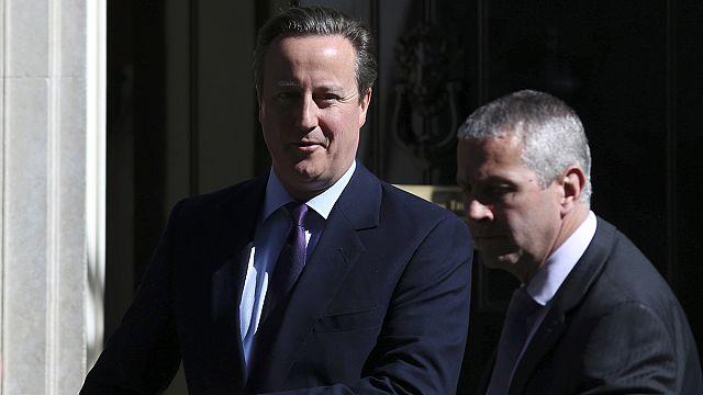 Cameron İngiltere Parlamentosu'nda Brexit'i savundu