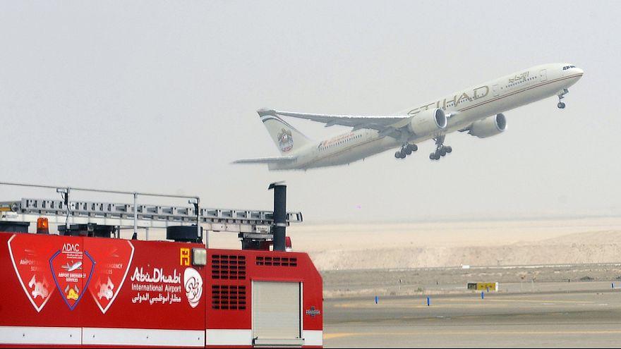Επιβάτες τραυματίστηκαν σε πτήση της Etihad λόγω δυνατών αναταράξεων