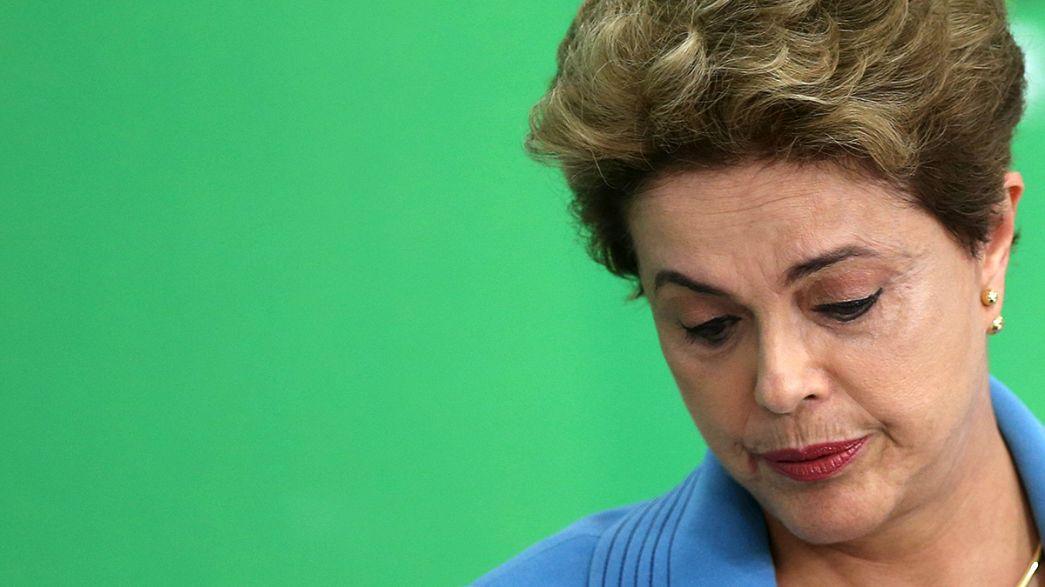 Brasil: Comissão especial do Senado vota no relatório sobre o impeachment