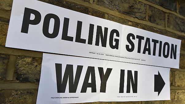 Voting underway across the UK on 'Super Thursday'