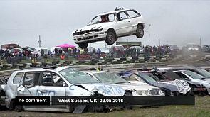 القفز بالسيارات
