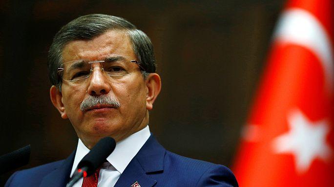 Nem indul a tisztújító kongresszuson a török miniszterelnök
