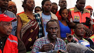 Survivors speak on Kenya's building collapse