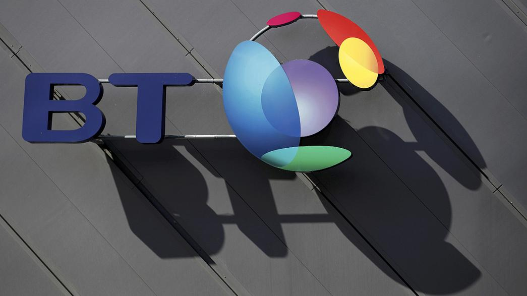 El británico BT invertirá 7.500 millones de euros en nuevas redes de alta velocidad y 4G