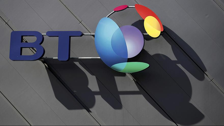 BT investit dans le haut débit et la 4G