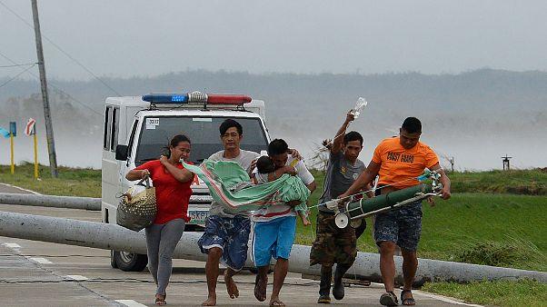 Image: Typhoon Mangkhut