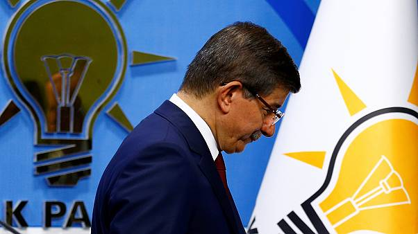 Turkey's PM Davutoglu quits as AKP leader