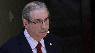 دیوان عالی برزیل رئیس کنگره را از مقامش خلع کرد