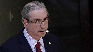 Eduardo Cunha suspenso pelo Supremo